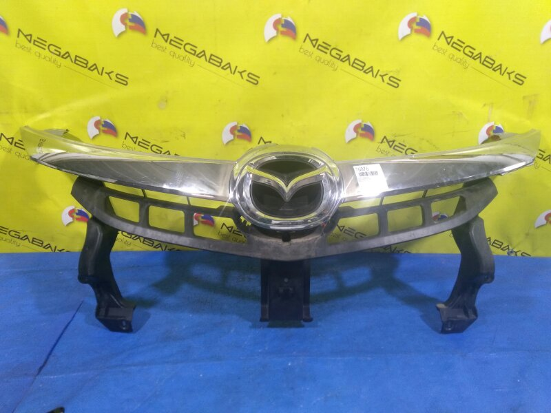 Решетка радиатора Mazda Biante CCEAW C273-50T12 (б/у)