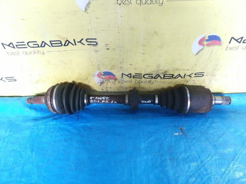 Привод Honda Cr-V RD1 B20B передний правый I MODEL 4 шпильки (б/у)
