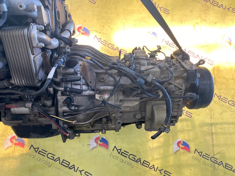 Мкпп Mitsubishi Canter FE74DV 4M50T 2009 ME534505 (б/у)