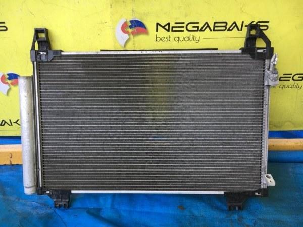 Радиатор кондиционера Toyota Vitz KSP130 (б/у)
