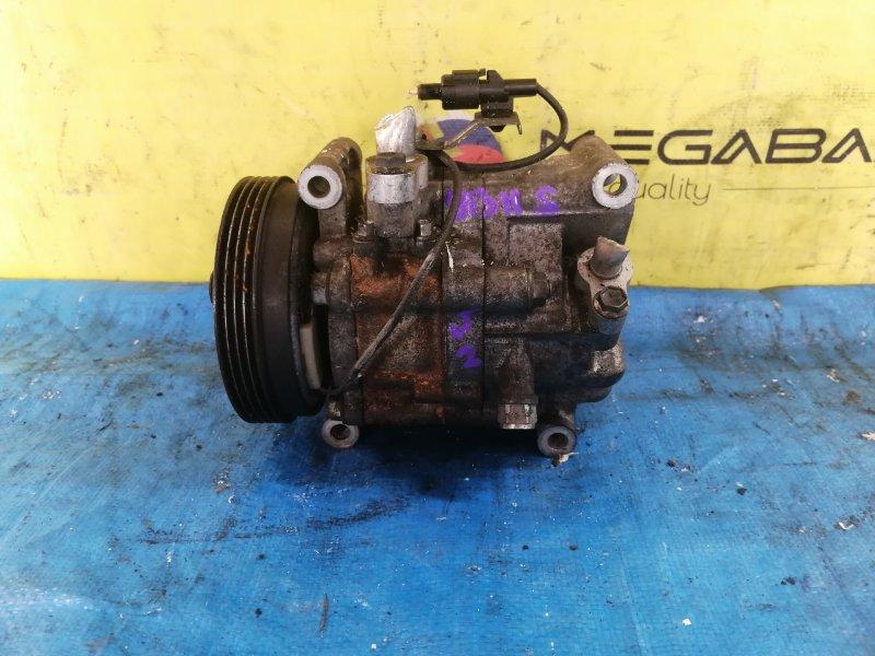 Компрессор кондиционера Suzuki Sx4 YB11S M15A 95201-63JAO (б/у)
