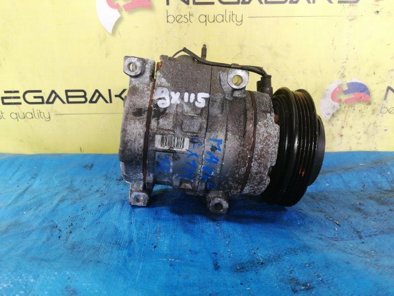 Компрессор кондиционера Toyota Mark Ii GX115 1G-FE 447220-4151 (б/у)