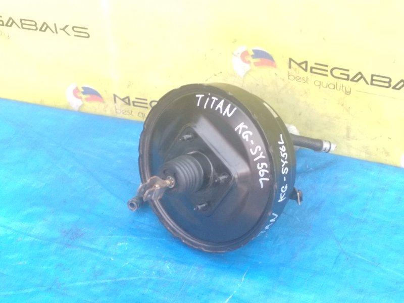Главный тормозной цилиндр Mazda Titan SY56L (б/у)