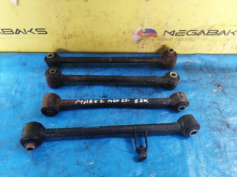 Тяга подвески Toyota Mark Ii Qualis MCV25 2MZ-FE задняя (б/у)