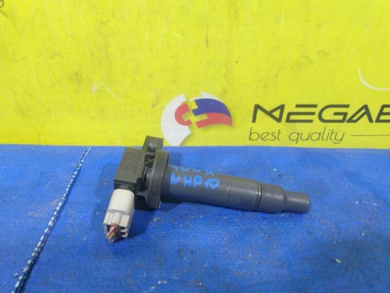 Катушка зажигания Toyota Aqua NHP10 1NZ-FXE 90919-02265 (б/у)