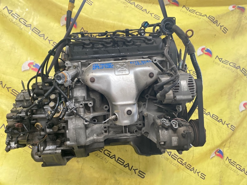 Двигатель Honda Accord CF3 F18B 2001 2101947 (б/у)