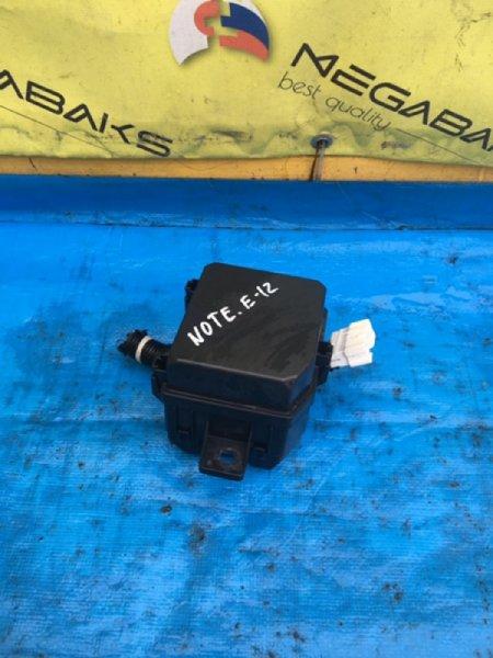 Блок предохранителей Nissan Note E12 (б/у)
