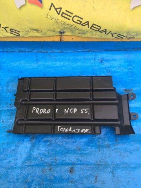 Защита радиатора Toyota Probox NCP51 передняя правая 53289-52030 (б/у)