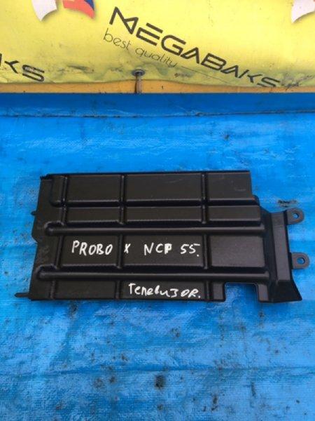 Защита радиатора Toyota Succeed NCP51 передняя правая (б/у)