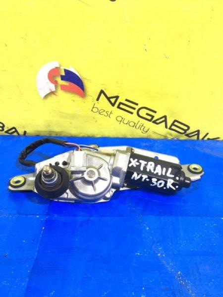 Мотор дворников Nissan X-Trail T30 задний (б/у)
