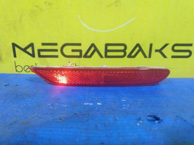 Катафот в бампер Nissan X-Trail HNT32 MR20DD правый 33-14207 (б/у)