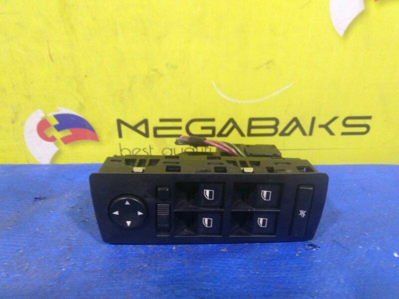 Блок упр. стеклоподьемниками Bmw X5 E53 передний правый 6925-699 (б/у)