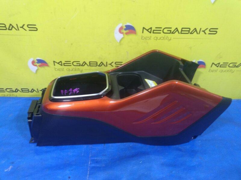 Консоль кпп Suzuki Ignis FF21S (б/у)