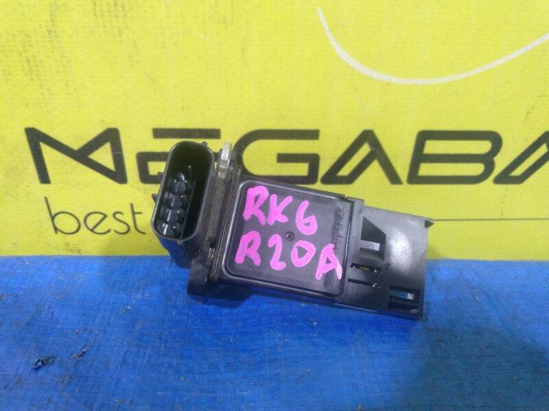 Расходомер воздушный Honda Step Wagon RK6 AFH70M-41C (б/у)