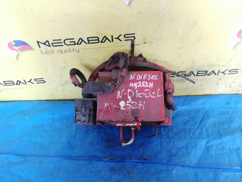 Блок abs Nissan Diesel MK252H FE6 (б/у)
