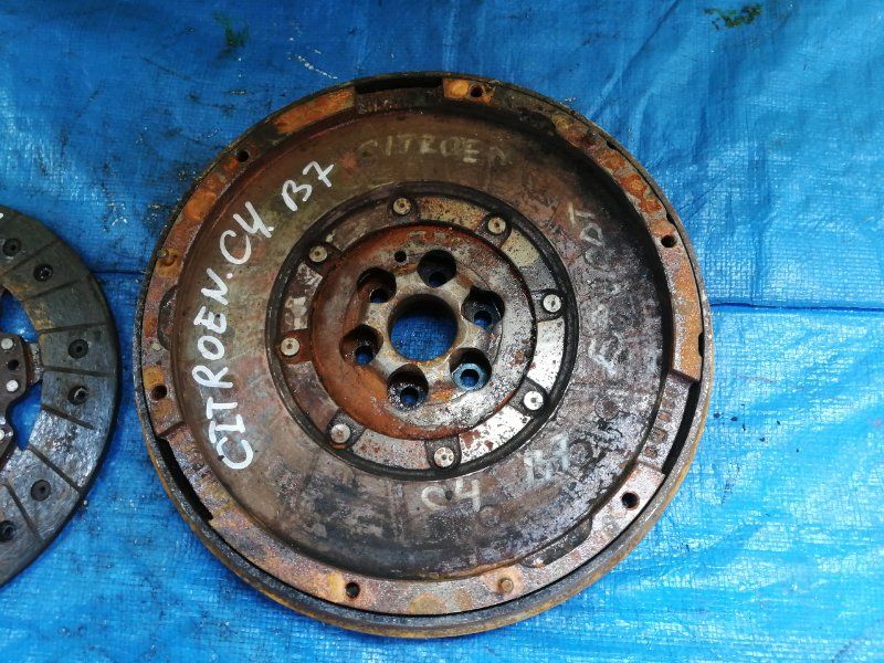 Маховик Citroen C4 B7 EP6CDT 2010 (б/у)