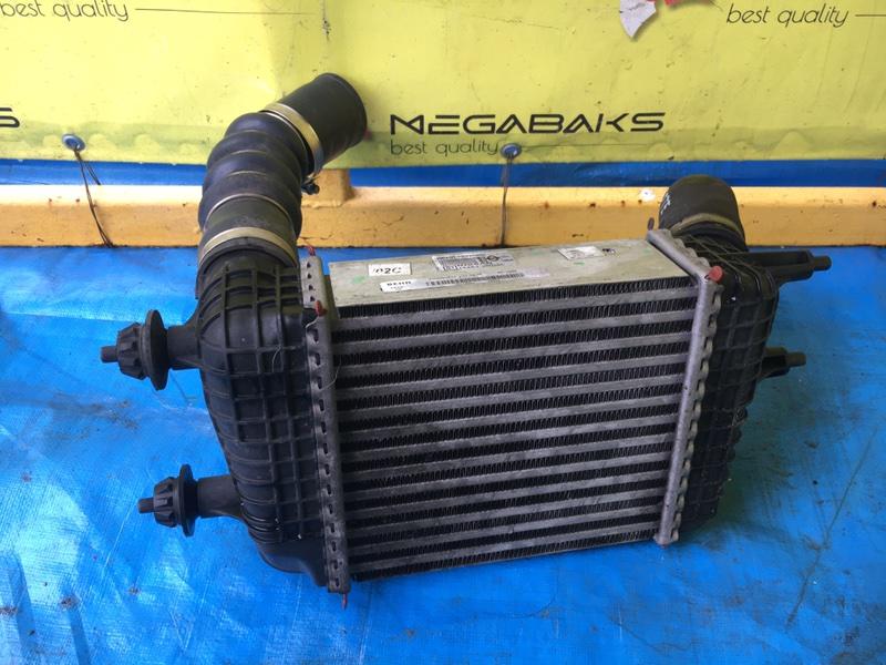 Радиатор интеркулера Nissan Note E12 HR12DDR (б/у)