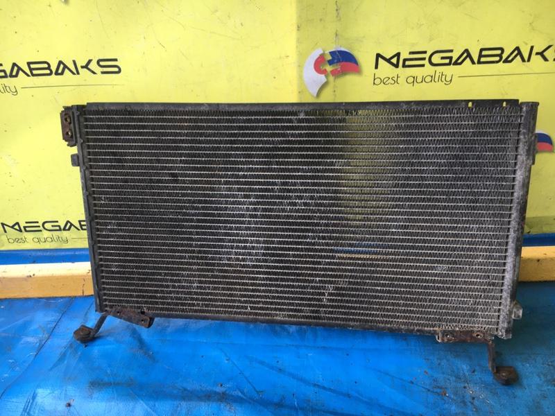 Радиатор кондиционера Mitsubishi Pajero V45 6G74 (б/у)