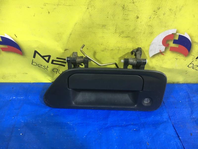 Ручка двери Mazda Titan SY56 передняя левая (б/у)