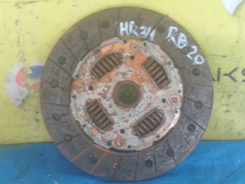 Диск сцепления Nissan Skyline HR34 RB20DE (б/у)