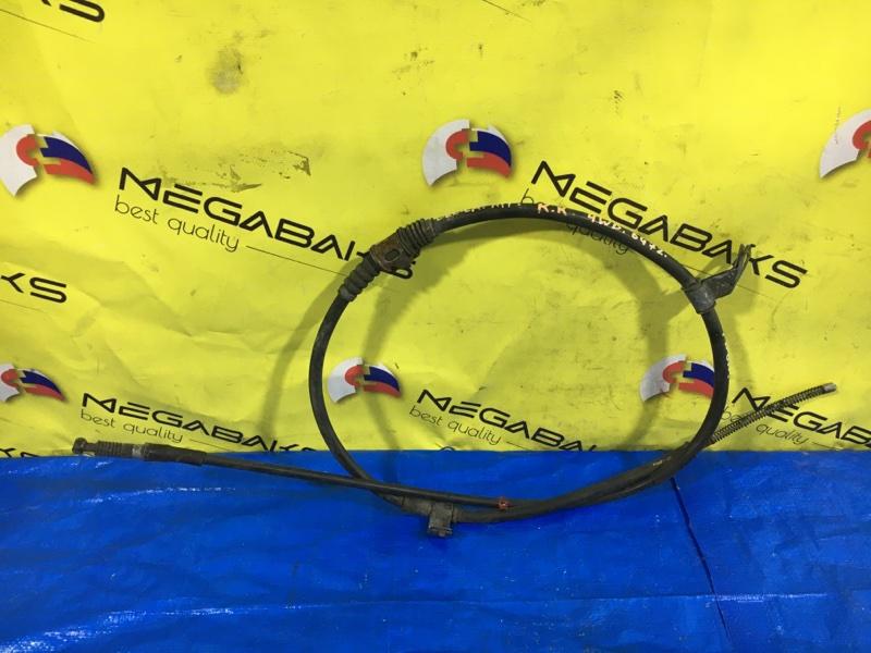Тросик ручника Mitsubishi Delica PD6W 6G72 задний правый (б/у)