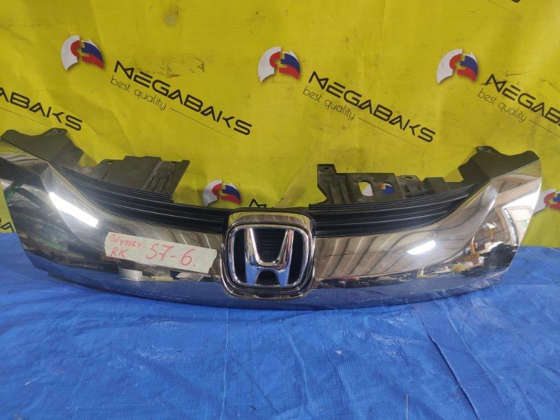 Решетка радиатора Honda Odyssey RC4 (б/у)