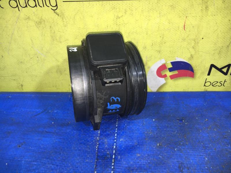 Расходомер воздушный Bmw X5 E53 5WK9 6132 (б/у)