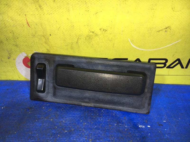 Ручка двери внутренняя Nissan Largo KUGNC22 задняя левая (б/у)