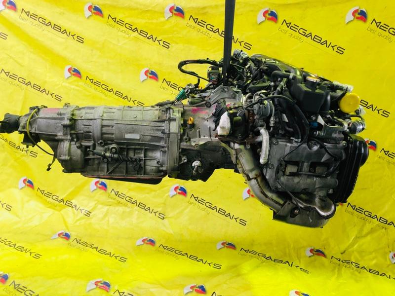 Акпп Subaru Exiga YA5 EJ205 2008 TG5D8CBJAA (б/у)