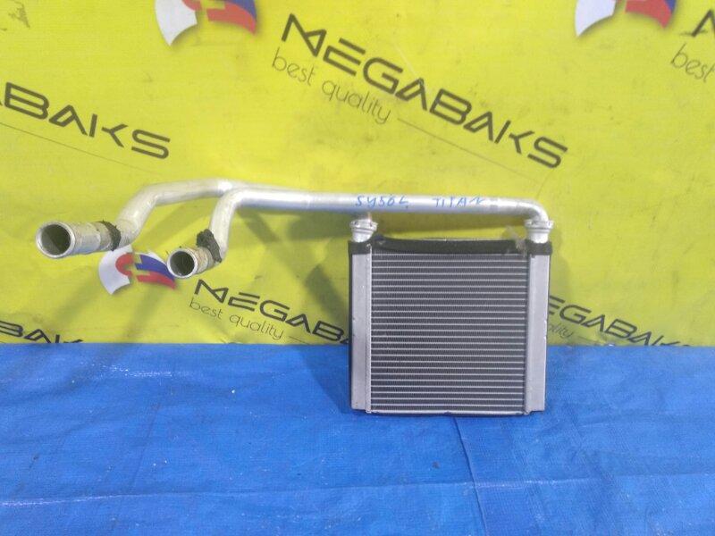 Радиатор печки Mazda Titan SY56 WL (б/у)