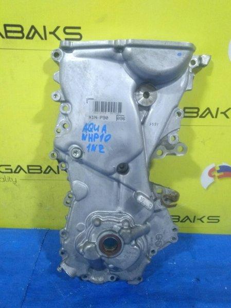 Лобовина двс Toyota Aqua NHP10 1NZ-FXE (б/у)