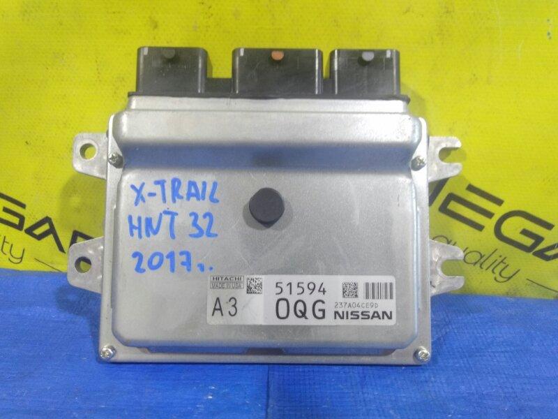 Блок efi Nissan X-Trail HNT32 MR20DD 237A0 4CE9D (б/у)
