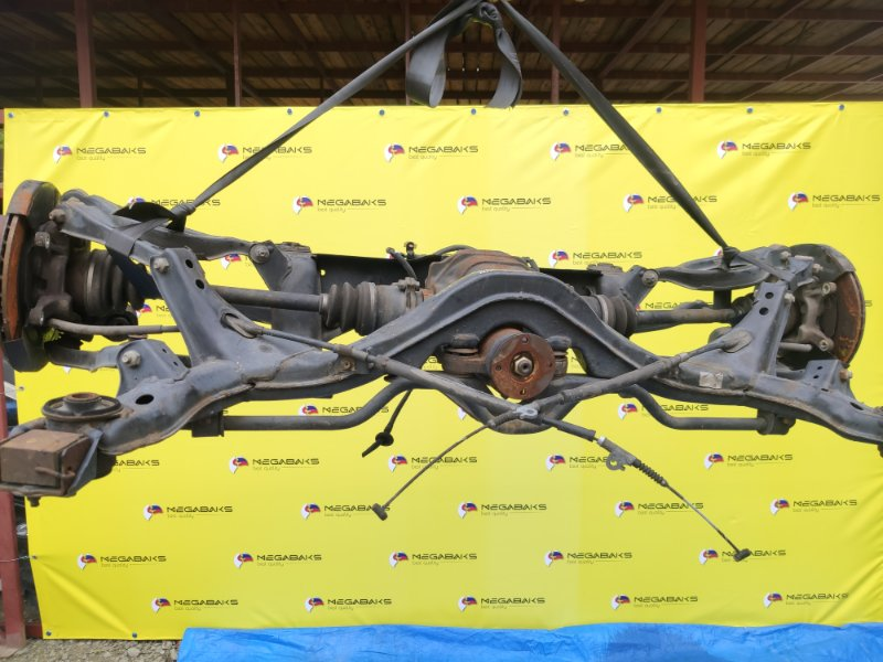 Балка подвески Nissan Fairlady Z GZ32 VG30DE задняя (б/у)