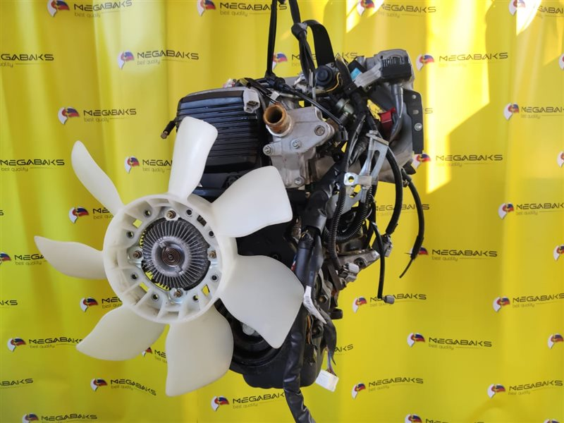 Двигатель Toyota Mark Ii GX81 1G-FE 6057487 (б/у)