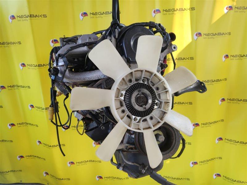 Двигатель Toyota Mark Ii GX71 1G-FE 6057487 (б/у)