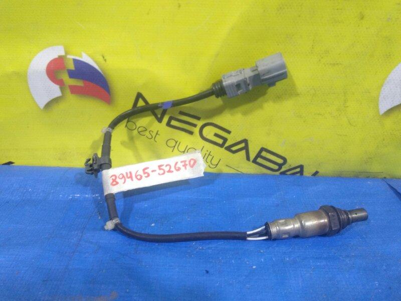 Лямбда-зонд Toyota Aqua NHP10 1NZ-FXE 89465-52670 (б/у)