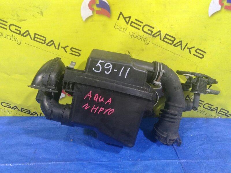 Корпус воздушного фильтра Toyota Aqua NHP10 (б/у)