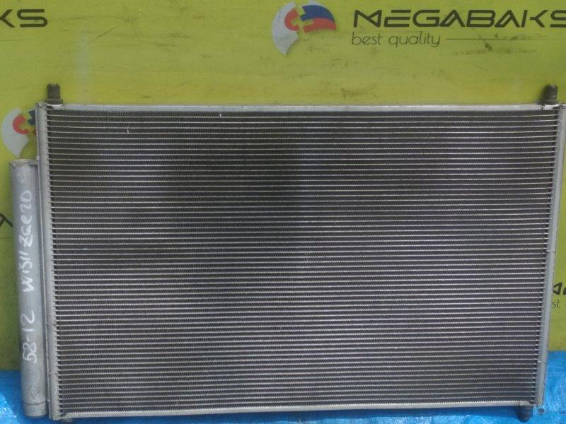 Радиатор кондиционера Toyota Wish ZGE20 (б/у)