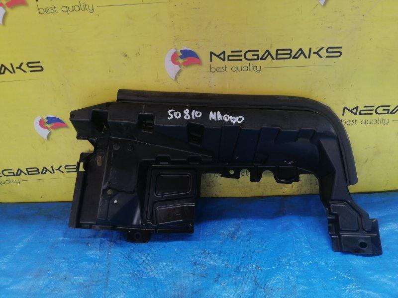 Защита двигателя Nissan Atlas F24 50810 MA000 (б/у)