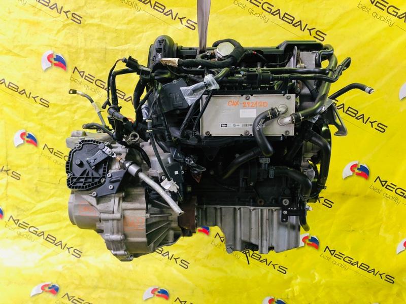 Акпп Volkswagen Golf MK6 CAX 2008 MGK (б/у)