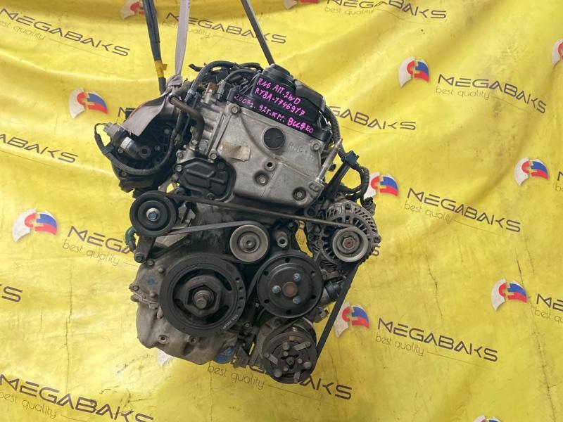 Двигатель Honda Stream RN6 R18A 2007 1746917 (б/у)