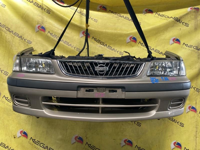 Nose cut Nissan Sunny FB15 QG15DE 2001 1602, I MODEL (б/у)