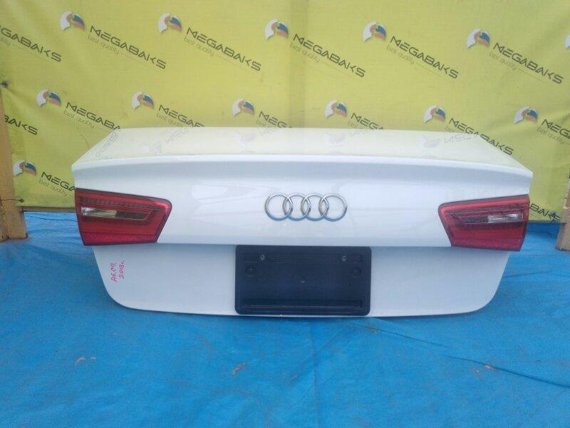Крышка багажника Audi A6 C7 CAMERA (б/у)
