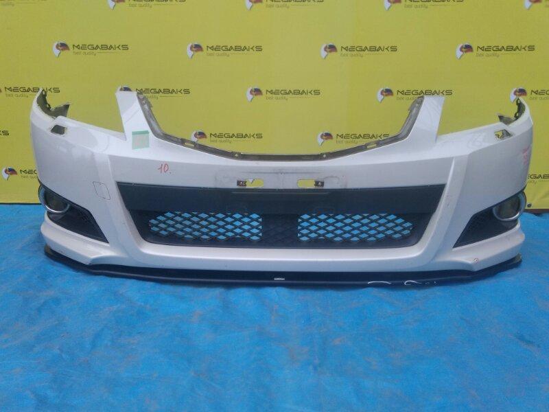Бампер Subaru Legacy BRM передний (б/у)