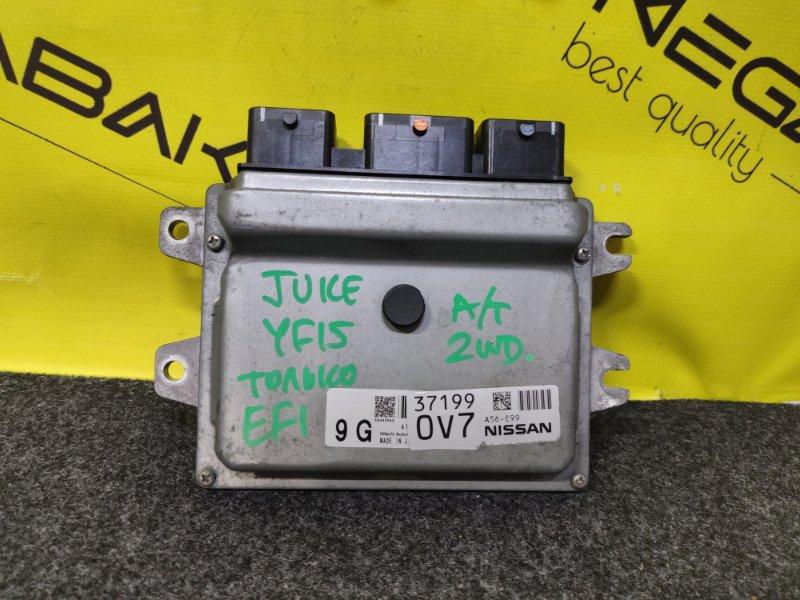 Блок efi Nissan Juke YF15 HR15DE A56-E99 (б/у)