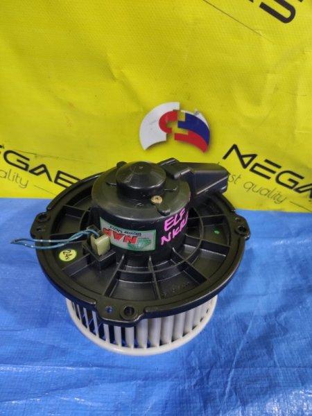 Мотор печки Isuzu Elf NKR66 4HF1 (б/у)