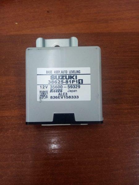Электронный блок Suzuki Ignis FF21S 2018 35600-59329 (б/у)