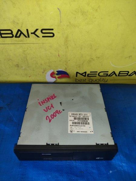 Блок управления навигацией Honda Inspire UC1 39540-SFY-J11 (б/у)