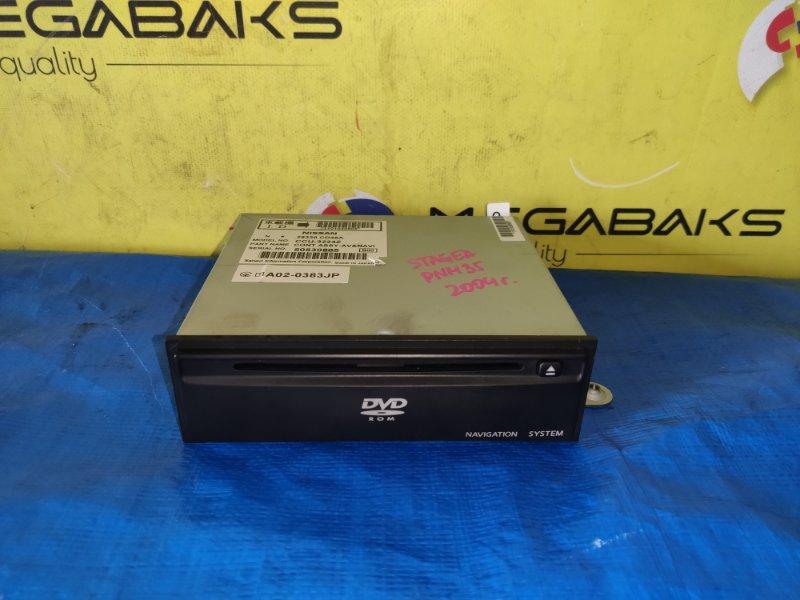 Блок управления навигацией Nissan Stagea M35 28330 CD46A (б/у)