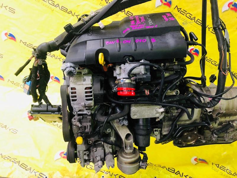 Двигатель Audi A4 B7 BWE 2004 040103 (б/у)